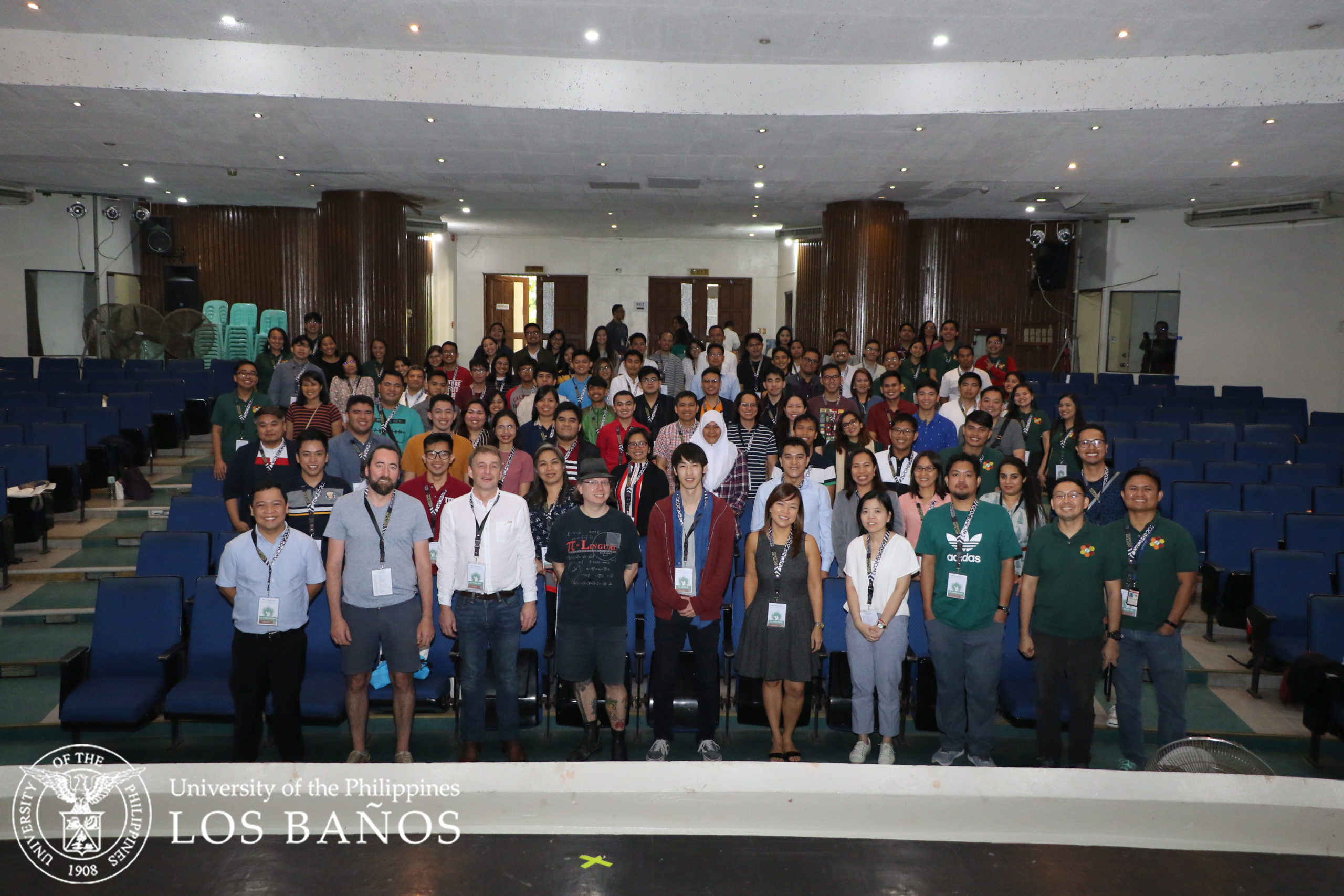 IWOMB 2020 participants, speakers, and organizers